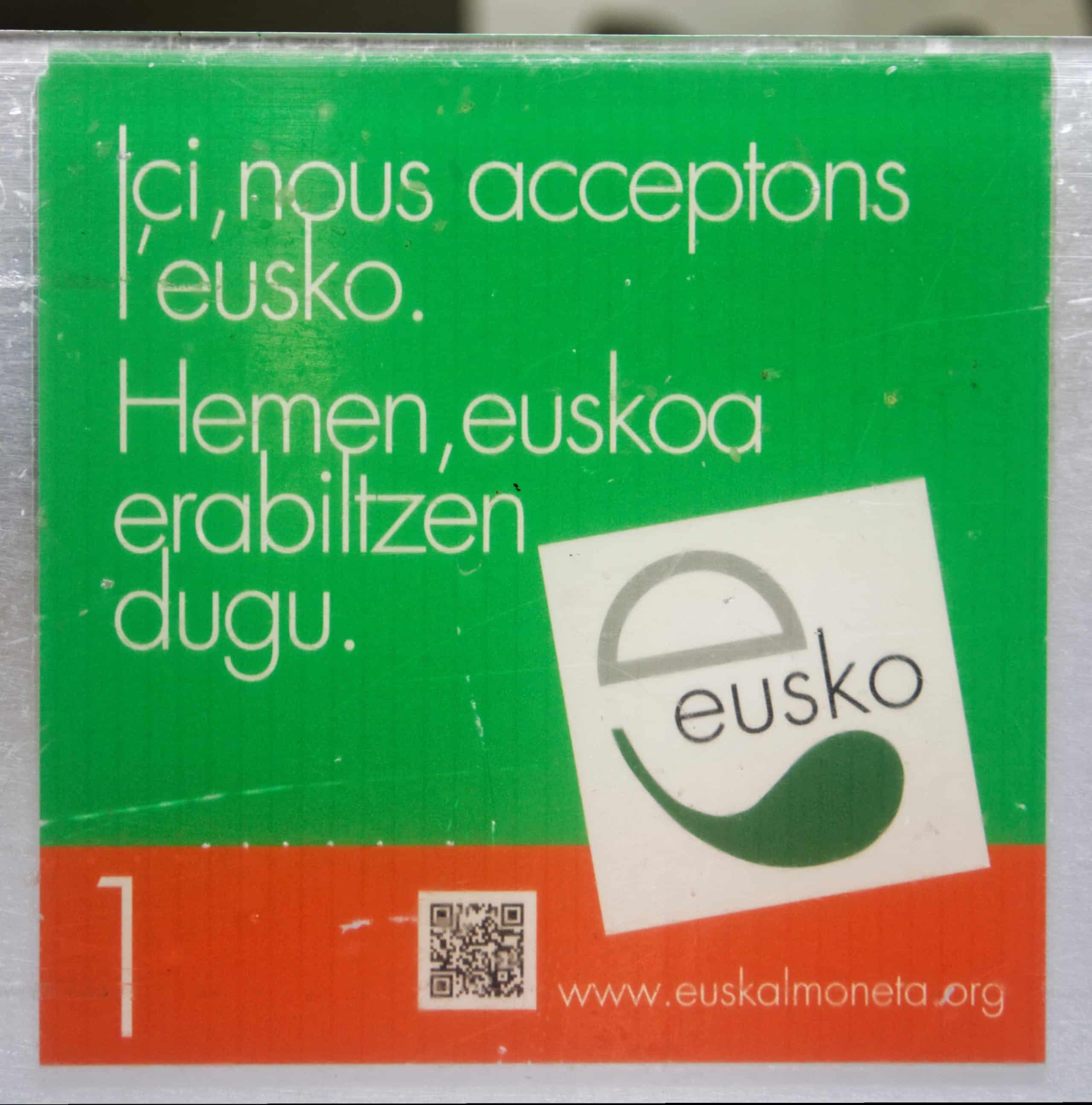 Monnaies locales : gonette, eusko, galais